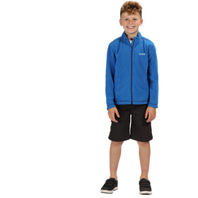 Regatta King Fleece II Chaqueta polar Niños, oxford blue/navy